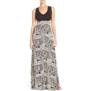 l*space Dresses - 'Ivory Coast' Cover-Up Maxi Dress L SPACE